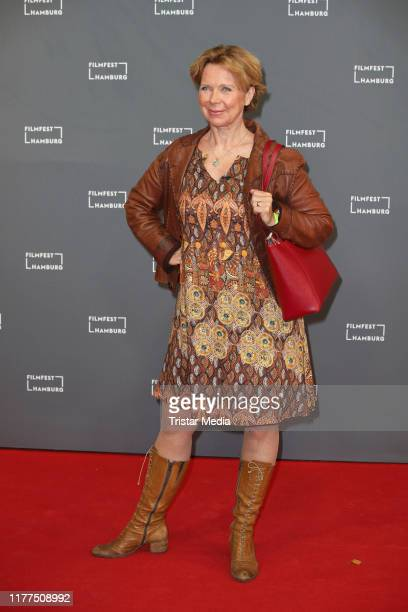 Marion Kracht attends the Hamburg Film Festival Opening at Cinemaxx Dammtor on September 26, 2019 in Hamburg, Germany.