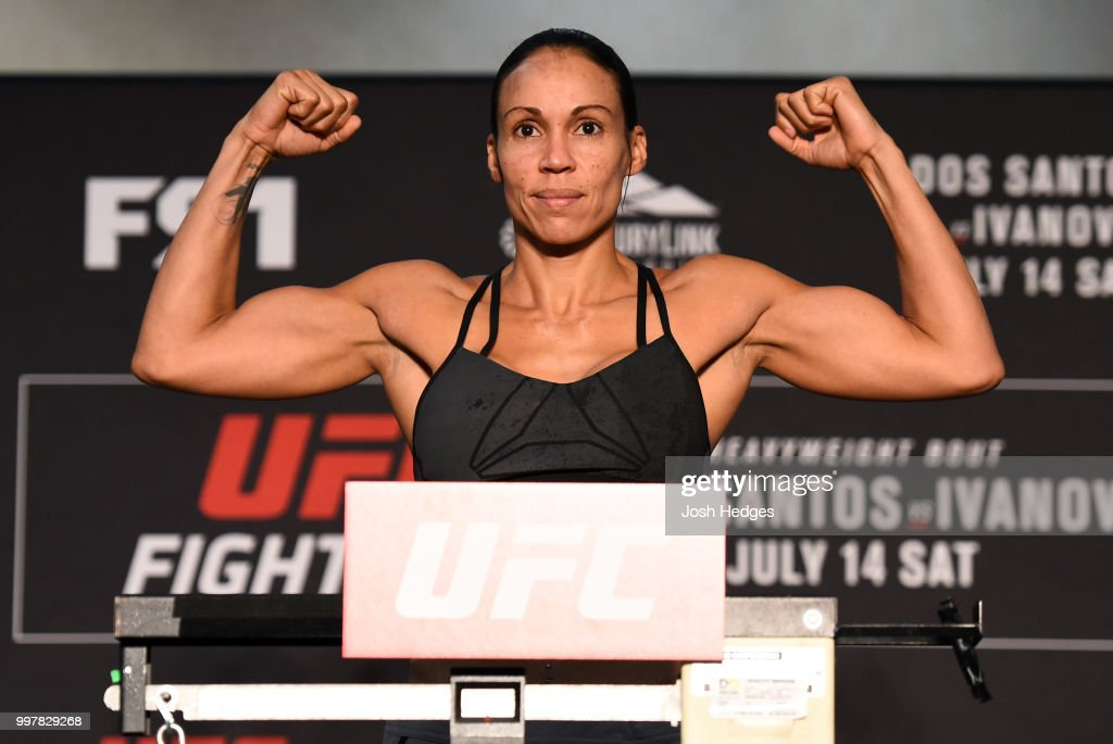 UFC Fight Night Weigh-in : Nieuwsfoto's