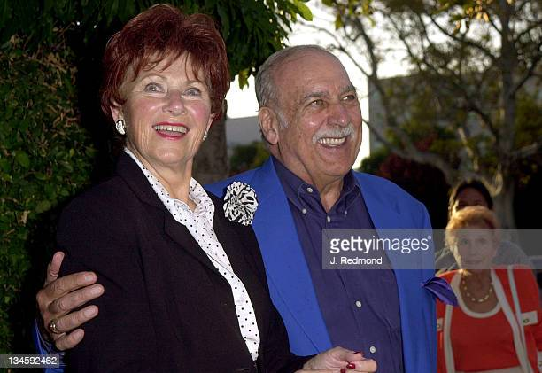 Marion Ross Paul Michael during Performance of Six Dance Lessons in Six Weeks dedicated to Jack Lemmon at Geffen Playhouse in Westwood California...
