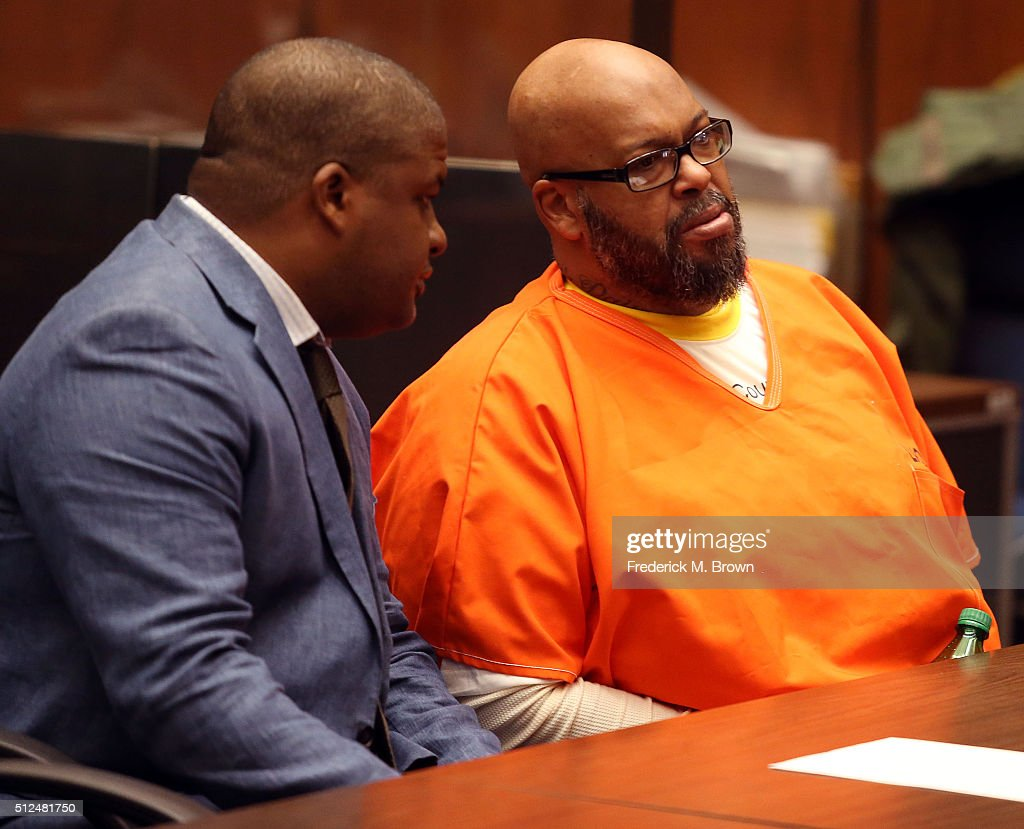 Marion 'Suge' Knight Pretrial Hearing : News Photo