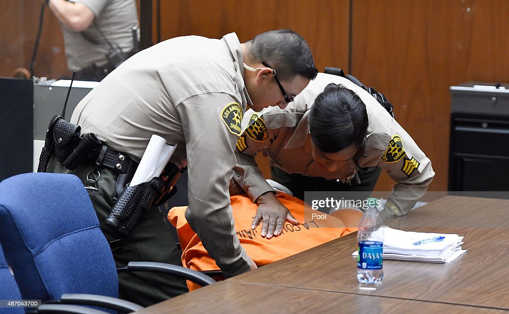 "Marion ""Suge"" Knight Court Appearance : News Photo"