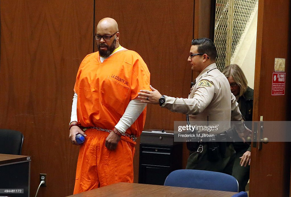 Marion 'Suge' Knight Arraignment : News Photo