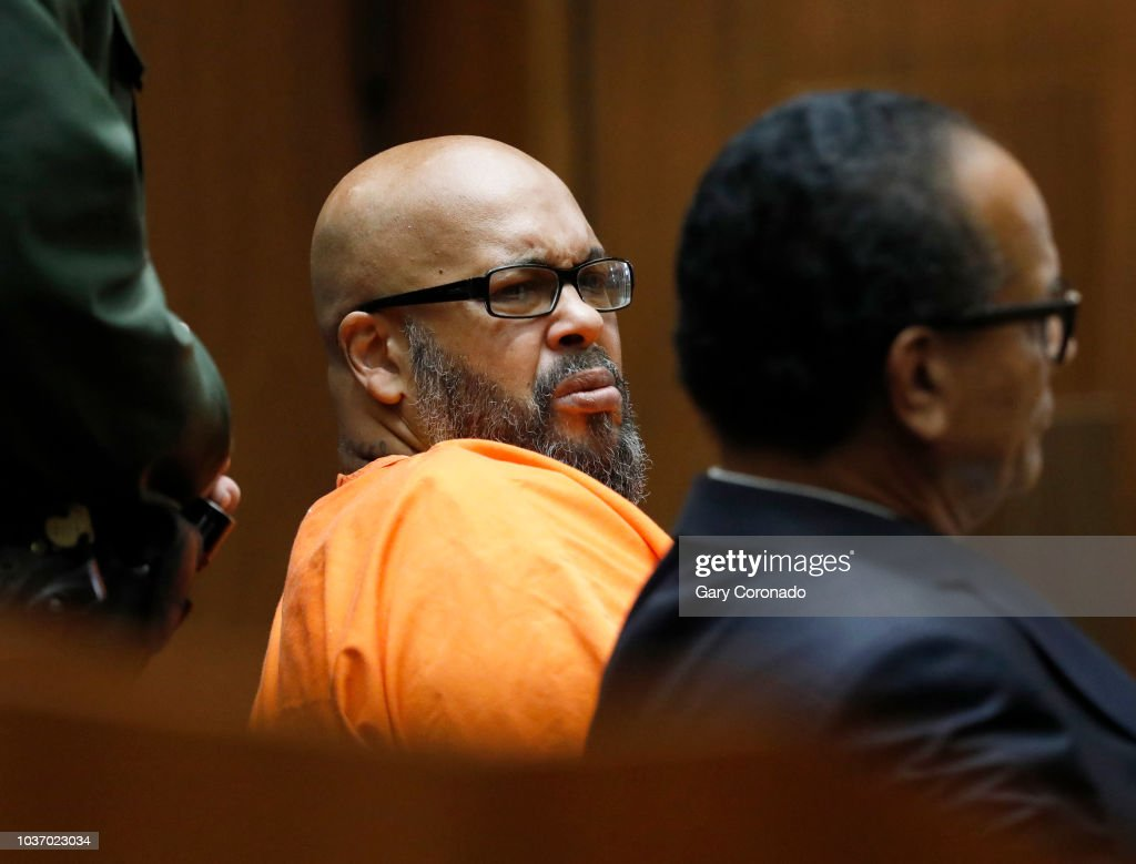 "Marion ""Suge"" Knight Strikes Plea Deal"