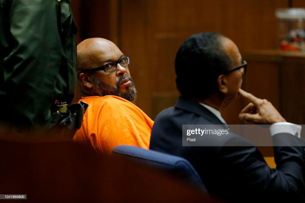 "Marion ""Suge"" Knight Strikes Plea Deal : News Photo"