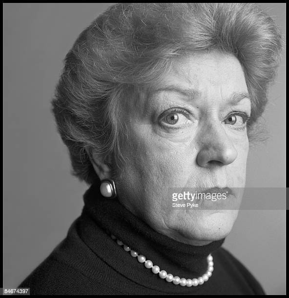 Marion True former antiquities curator for the J Paul Getty Museum poses at a portrait session for The New Yorker Magazine