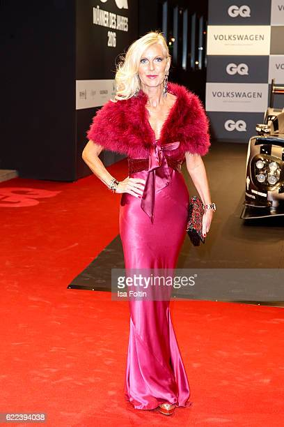 Marion Vedder attends the GQ Men of the year Award 2016 at Komische Oper on November 10 2016 in Berlin Germany
