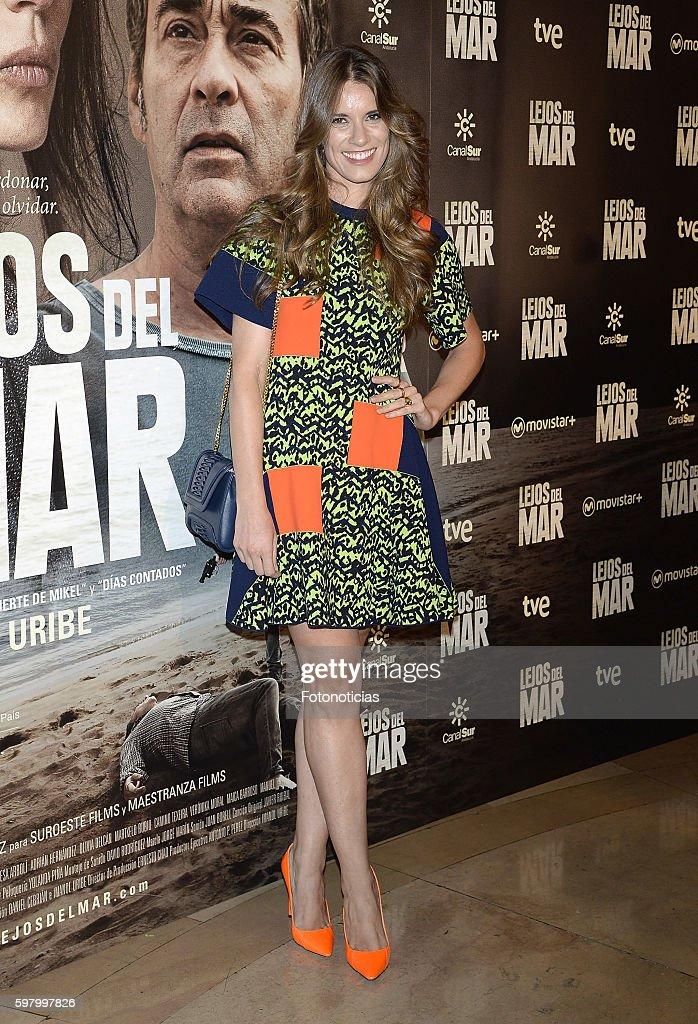 'Lejos del Mar' Madrid Premiere