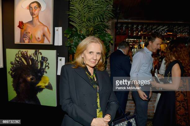 Maripol attends The Turtle Conservancy's 4th Annual Turtle Ball at The Bowery Hotel on April 17 2017 in New York City