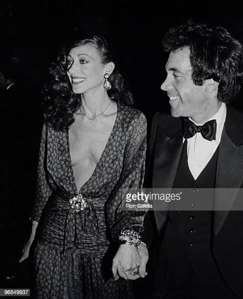 Marisa Berenson and John Randall
