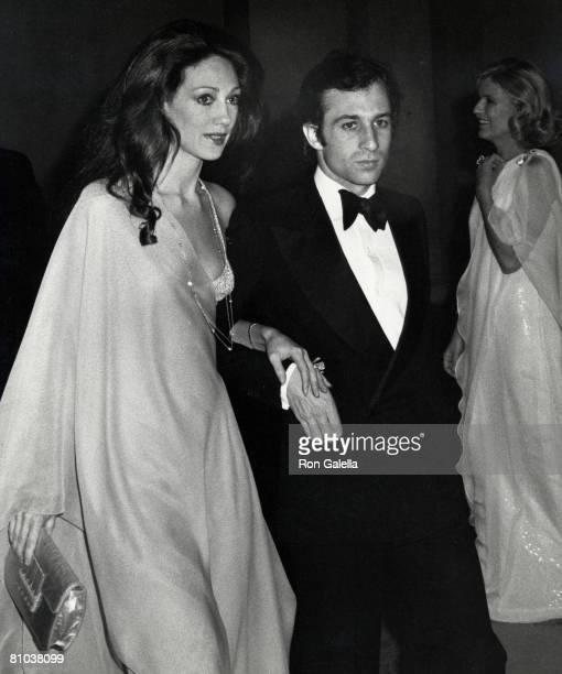 Marisa Berenson and Ricky Von Opel