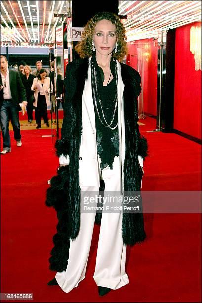 Marisa Berenson at Dalida TV Film Tribute To The Singer