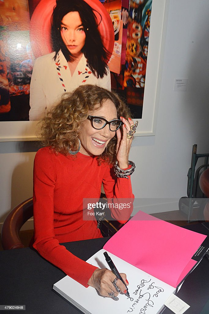 Marisa Schiaparelli Berenson : Book Signing At Christies In Paris