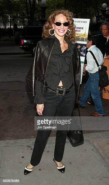 Marisa Berenson during Jet Lag Premiere New York at Bryant Park Screening Room in New York City New York United States