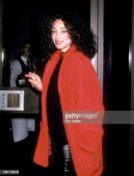 Marisa Berenson during Marisa Berenson sighting at the Le Dome Restaurant - January 31, 1981 at Le Dome Restaurant in Hollywood, California, United...