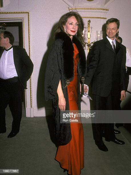 Marisa Berenson during The Drama League Salutes Liza Minnelli at The Pierre Hotel in New York City, New York, United States.
