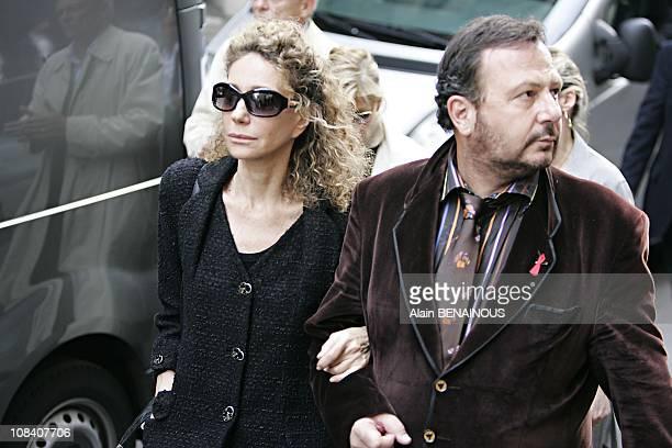 Marisa Berenson in Paris France on June 04 2007