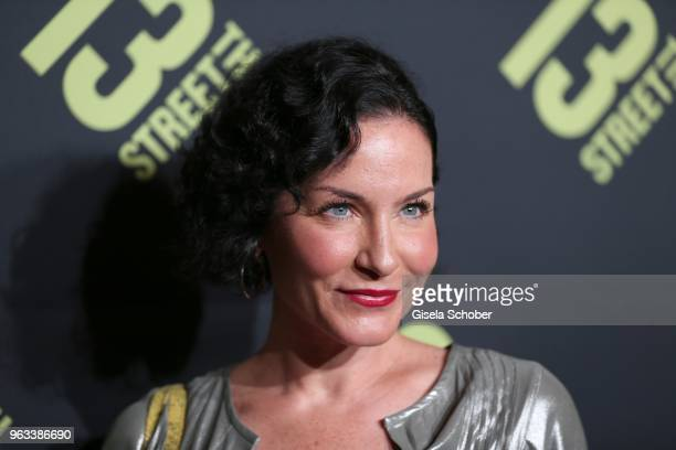 Marisa Burger during the premiere of Private Eyes at Gloria Palast on May 28 2018 in Munich Germany