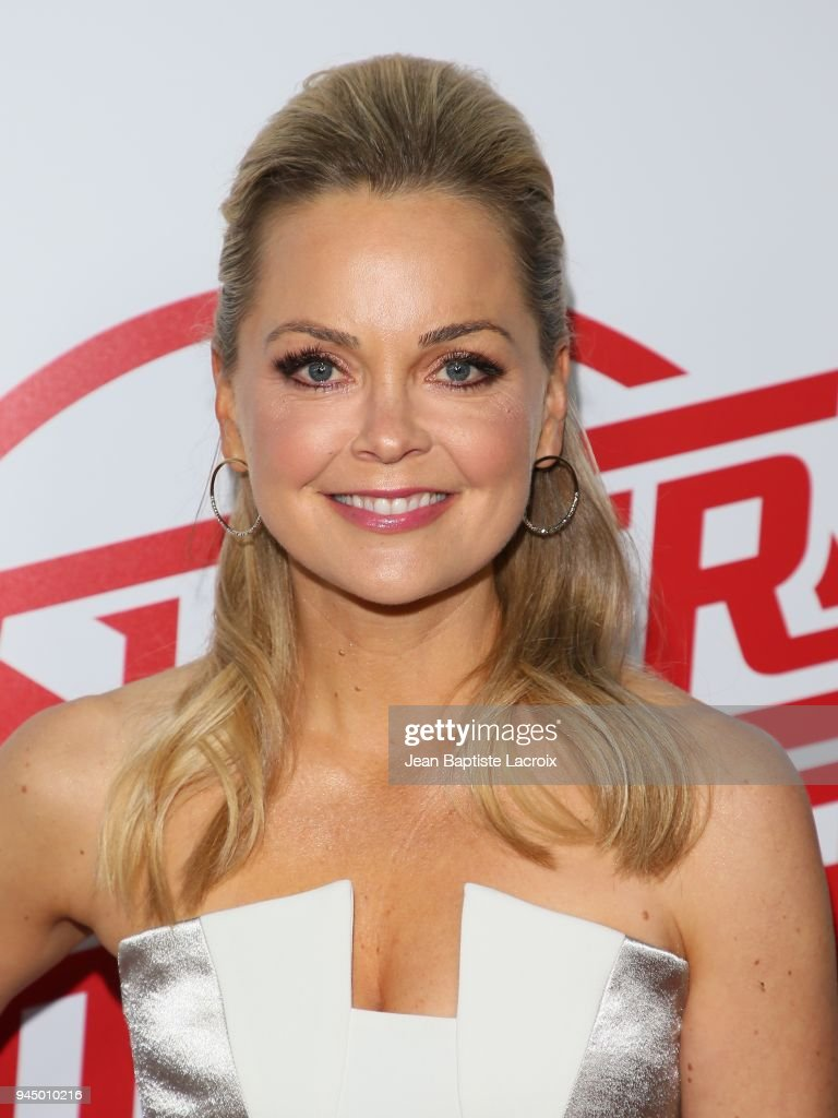 Marisa Coughlan attends the premiere of Fox Searchlight Pictures' 'Super Troopers 2' on April 11, 2018 in Los Angeles, California.