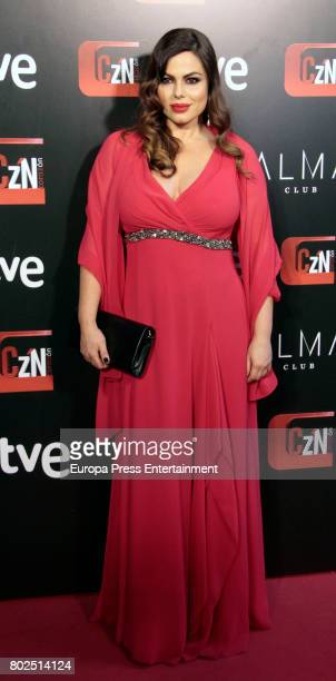Marisa Jara attends 'Corazon' TV Programme 20th Anniversary at Alma club on June 27 2017 in Madrid Spain