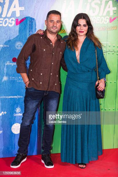 Marisa Jara attends 'La Lista de Los Deseos' Madrid Premiere photocall at Callao City Lights cinema on July 2 2020 in Madrid Spain This is the first...