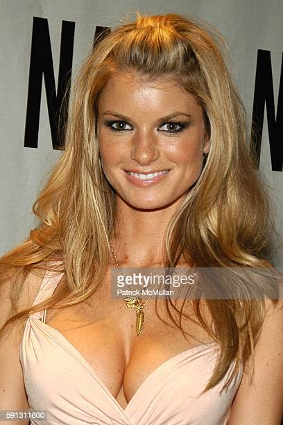 Marisa Miller attends Sports Illustrated Swimsuit Issue Release After Party at NA on February 15 2005 in New York City