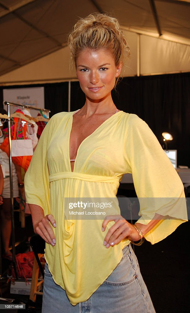 Sunglass Hut Swim Shows Miami Presented by LYCRA - Sais by Rosa Cha - Backstage