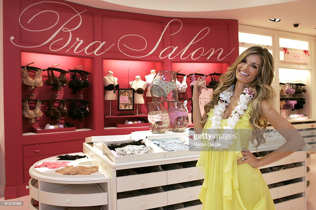 Marisa Miller Celebrates Opening Of First Victoria's Secret Store In Hawaii