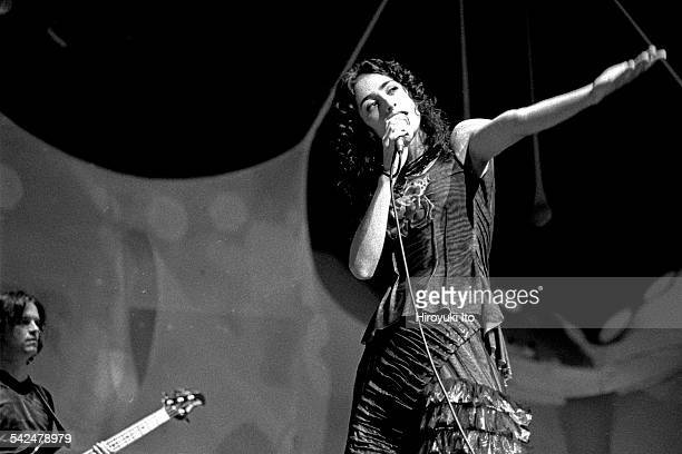 Marisa Monte performing at Beacon Theater on September 30 2000