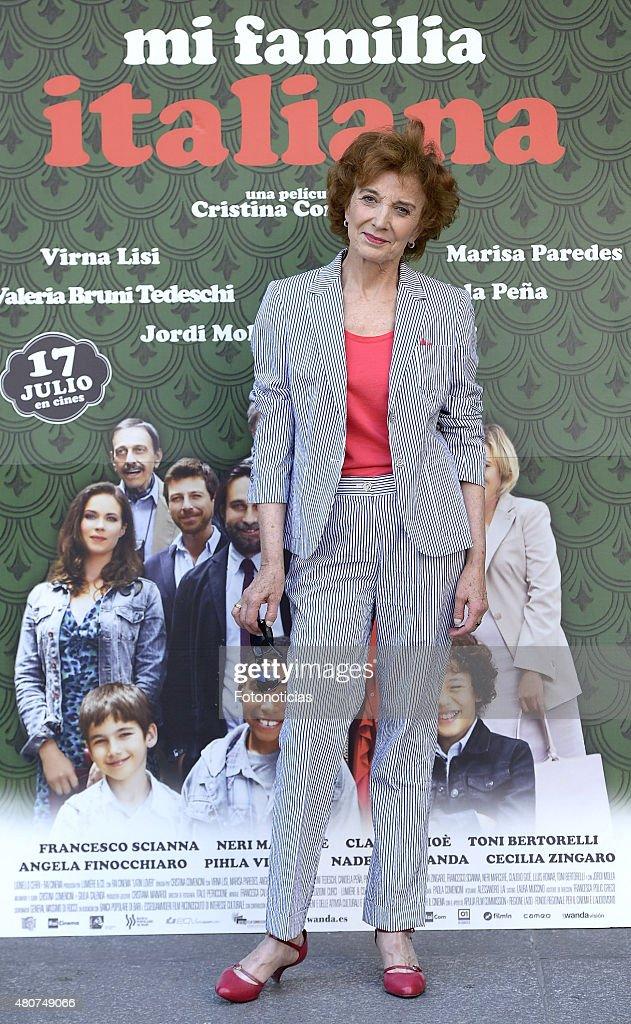'Mi Familia Italiana' Photocall