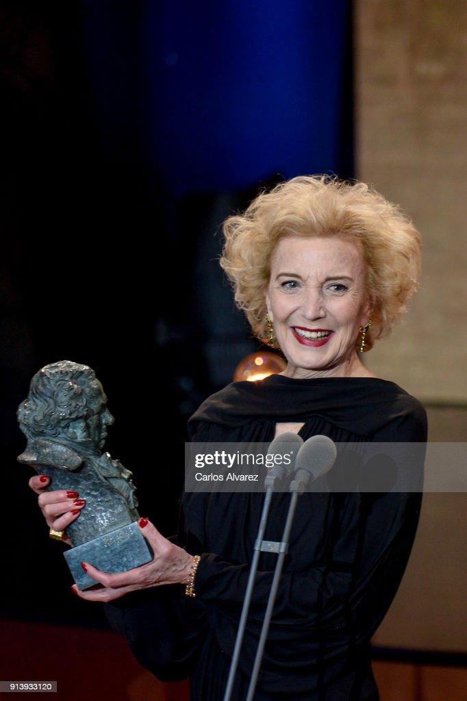 Goya Cinema Awards 2018 - Gala