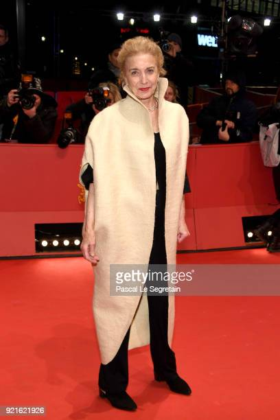 Marisa Paredes attends the Hommage Willem Dafoe Honorary Golden Bear award ceremony and 'The Hunter' screening during the 68th Berlinale...