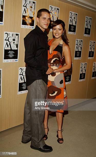 Marisa Ramirez and husband Nathan Lavezoli