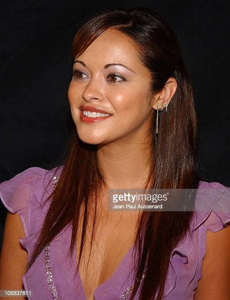 Marisa Ramirez during 2nd Annual Evening with the Stars to Benefit The Desi Geestman Foundation at Ivar in Hollywood California United States