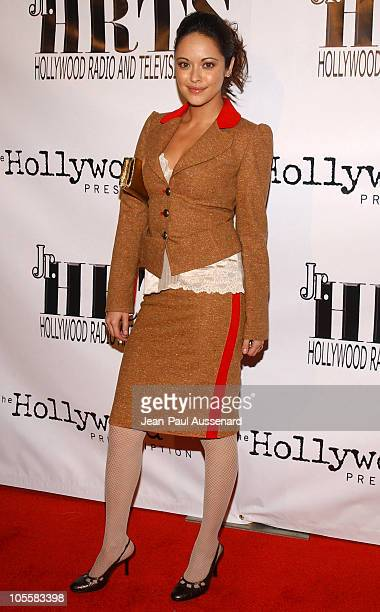 Marisa Ramirez during 2nd Annual Young Hollywood Holiday Party Presented by the Junior Hollywood Radio Television Society at Bliss in Los Angeles...