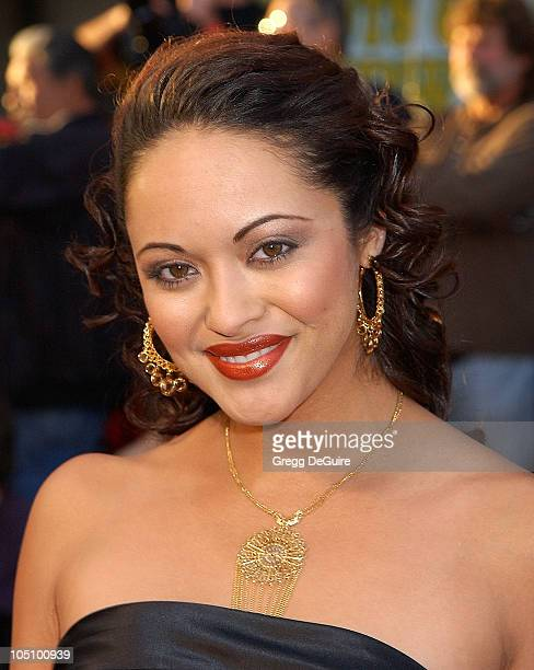 Marisa Ramirez during ABC's 50th Anniversary Celebration at The Pantages Theater in Hollywood California United States