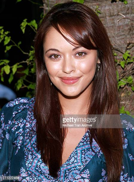 Marisa Ramirez during E Entertainment Presents 2006 Style LA Fashion Show and Cocktail Party at Viceroy Hotel in Santa Monica California United States
