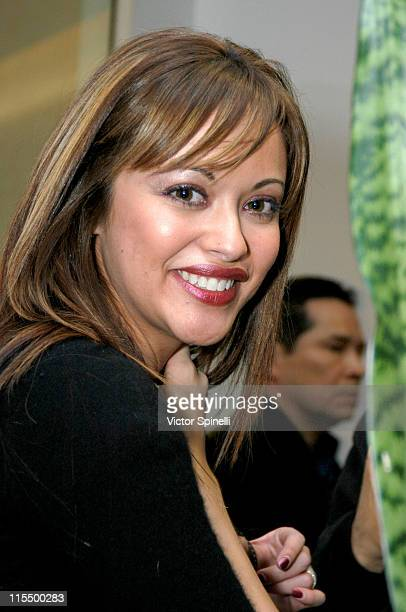 Marisa Ramirez during Launch party for Bodies in Motion at Bodies in Motion in West Los Angeles California United States