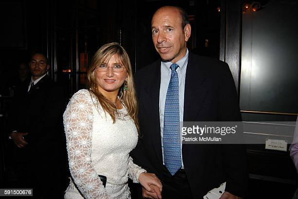Marisa Starr and Kenneth Starr attend FRIENDS IN DEED Spring Benefit Dinner Honoring BOBBI BROWN and ROSS KLEIN at Balthazar on June 20, 2005 in New...