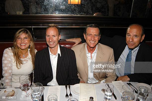Marisa Starr, Christopher Harrison, Robert Levithan and Kenneth Starr attend FRIENDS IN DEED Spring Benefit Dinner Honoring BOBBI BROWN and ROSS...