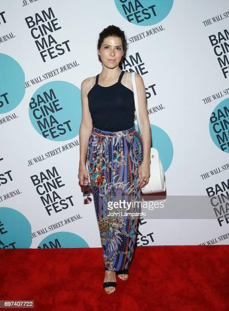 "Marisa Tomei attends ""En El Septimo Dia"" centerpiece screening during BAMcinemaFest 2017 at BAM Harvey Theater on June 18, 2017 in New York City."