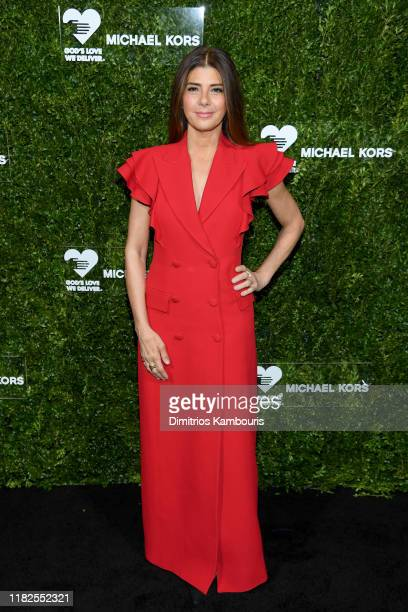 Marisa Tomei attends God's Love We Deliver Golden Heart Awards on October 21 2019 in New York City