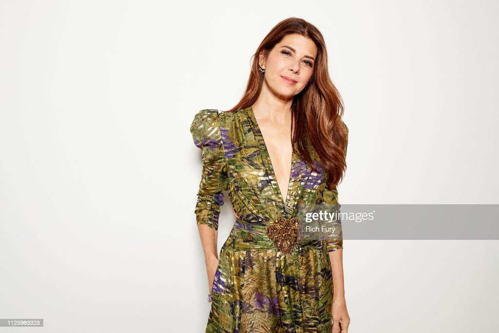 21st Costume Designers Guild Awards x Getty Images Portrait Studio presented by LG V40 ThinQ : News Photo