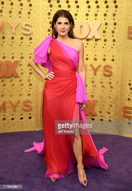 Marisa Tomei attends the 71st Emmy Awards at Microsoft Theater on September 22 2019 in Los Angeles California