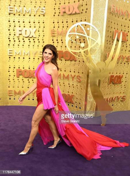 Marisa Tomei attends the 71st Emmy Awards at Microsoft Theater on September 22, 2019 in Los Angeles, California.