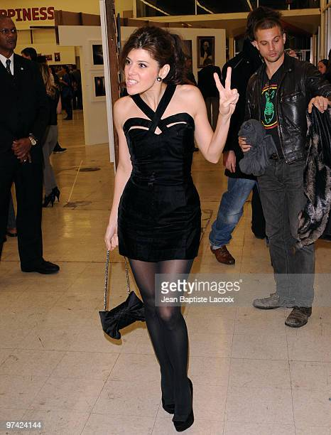 Marisa Tomei attends the at ManifestEquality on March 3 2010 in Hollywood California