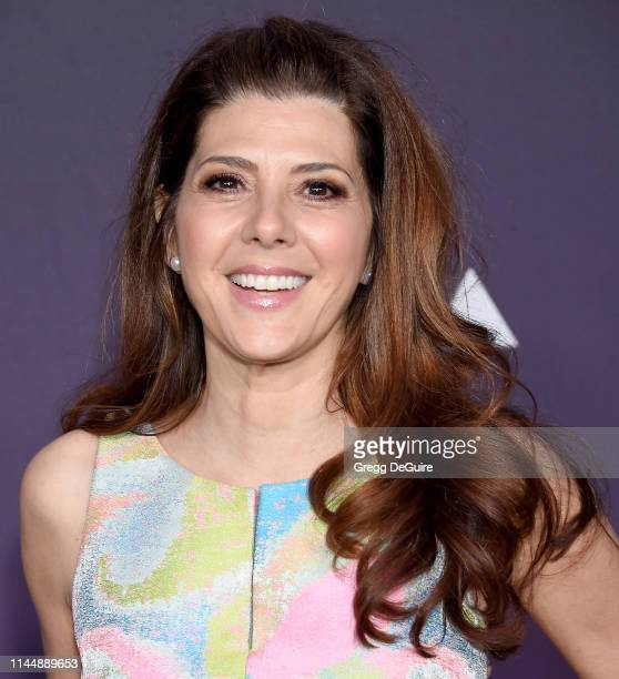 Marisa Tomei attends the MOCA Benefit 2019 at The Geffen Contemporary at MOCA on May 18 2019 in Los Angeles California