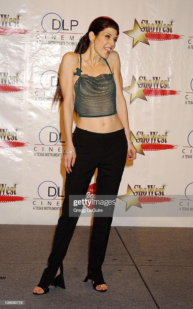 2002 ShoWest Gala Awards - Press Room