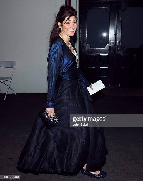 Marisa Tomei during Eve Ensler's The Good Body Opening Night Benefit for VDay LA 2006 After Party at Napa Valley Grille in Los Angeles California...