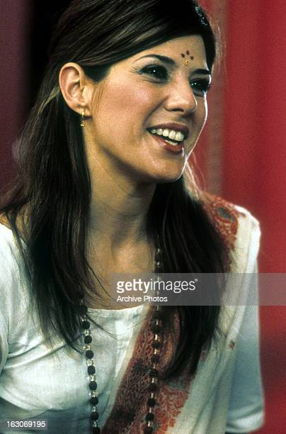 Marisa Tomei in a scene from the film 'The Guru' 2002