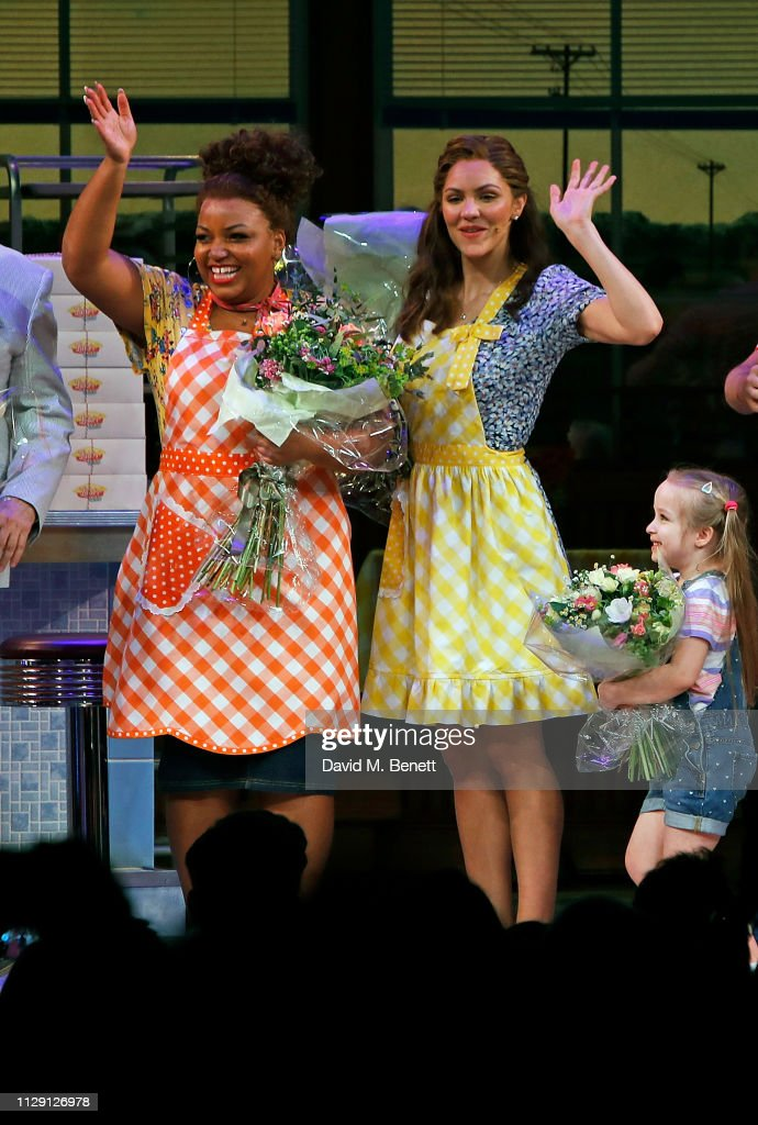 "GBR: ""Waitress: The Musical"" - Press Night - Curtain Call"